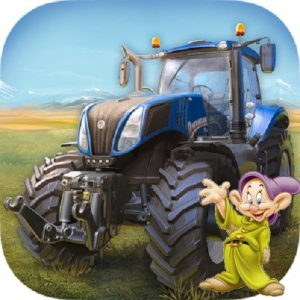 Farming Simulator 16 v1.0.0.6 [Mod Money] [Ru]