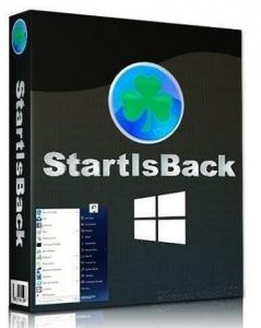 StartIsBack++ 2.9.7 (2.9.1 for 1607) StartIsBack+ 1.7.6 StartIsBack 2.1.2 RePack by elchupacabra [Multi/Ru]