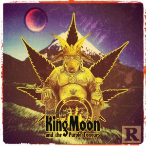 King Moon And The Purple Tongues - The Golden Giant