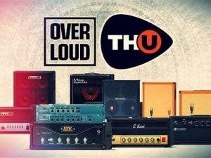 Overloud TH-U Complete 1.2.1 STANDALONE, VST, VST3, AAX (x86/x64) + Libraries [En]