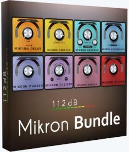 112dB - Mikron Bundle 10.2020 VST, VST3, AAX (x86/x64) [En]