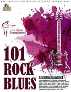 VA - 101 Rock Blues Foundation