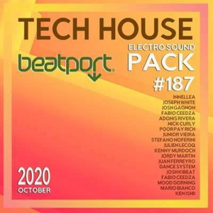 VA - Beatport Tech House: Electro Sound Pack #187